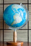 Earth Globe America Stock Images