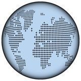 Earth globe icon Royalty Free Stock Image