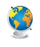 Earth globe icon Royalty Free Stock Image