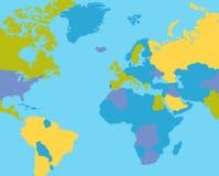 Earth Globe Icon Royalty Free Stock Photos