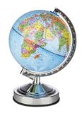 Earth globe on a white background Royalty Free Stock Image