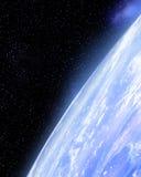 Earth horizon Royalty Free Stock Images