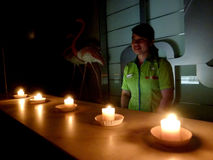 Earth hour Stock Photography