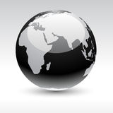 Earth icon. Stock Photos