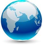 Earth icon. Vector Illustration
