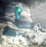 Earth Idea Royalty Free Stock Photography