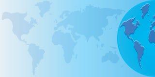 Earth Illustration Royalty Free Stock Image