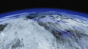 Earth stock footage