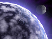 Free Earth In Space Stock Photo - 11067660