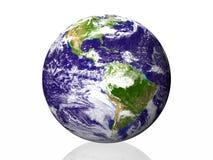 Earth isolated Royalty Free Stock Photos