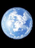 Earth Without Land royalty free stock photography