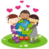 Earth Lover stock images