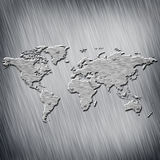 Earth map Stock Photos