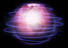 Earth model Royalty Free Stock Photo