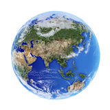 Earth Model Royalty Free Stock Photo