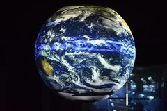 Earth model Stock Photography