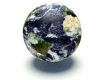Earth model Stock Photo