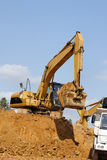 Earth mover Stock Photography