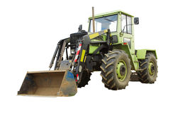 Earth-mover. Stock Image