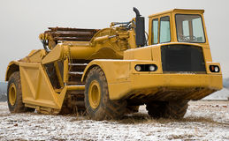 Earth mover Royalty Free Stock Photos