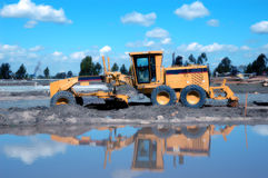 Earth Mover. Earth Moving Equipmnet stock images