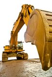 Earth mover Royalty Free Stock Photo