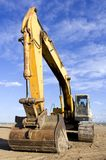 Earth mover. Large earth mover stock image