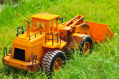 Earth mover royalty free stock image