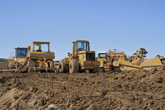 Earth Moving Construction Equipment Stock Photos