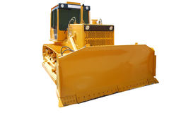 Earth-moving machine Royalty Free Stock Photo