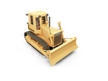 Earth moving machine Stock Photo