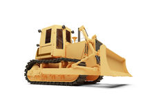 Earth moving machine Stock Images