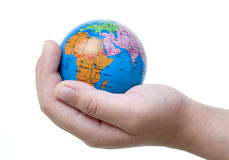 Earth new 1 Royalty Free Stock Photography