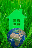 Earth Our Home Royalty Free Stock Image