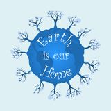 Earth is Our Home Royalty Free Stock Image
