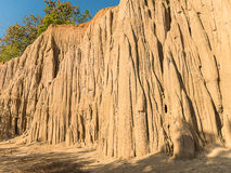 Earth pillars Stock Photography