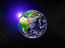 Earth Planet Royalty Free Stock Images