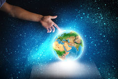 Earth planet Royalty Free Stock Photography