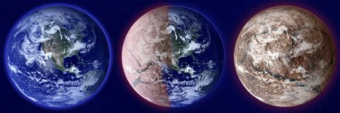 Earth planet. Elements of this image furnished by NASA. Set of planet Earth. Elements of this image furnished by NASA stock photos