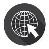 Earth Planet Globe Arrow Computer Icon Search Stock Photos