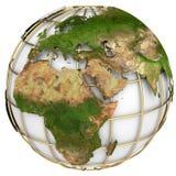 Earth planet Stock Photo
