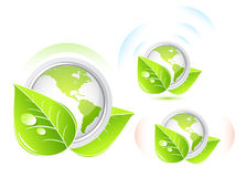 Earth protection Stock Images