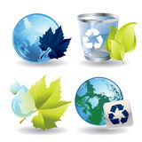 Earth Protection - Super Render Stock Image