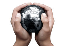 Earth Puzzle royalty free stock photos