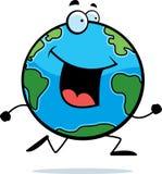 Earth Running Stock Image
