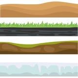 Earth`s landscape Stock Image