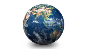 Earth_029 stock footage