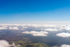 Earth and sky. Stock Image