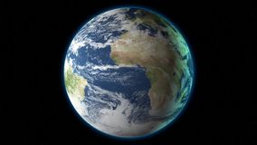 Earth in Space 3D