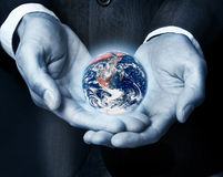 Earth Sustainability Environment Business Responsibility Royalty Free Stock Images